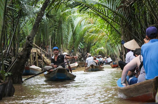 Full-day Mekong Delta and My Tho tour...