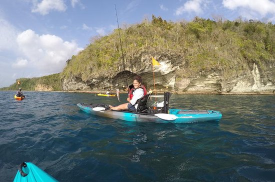 Tour di pesca in kayak a St. Lucia