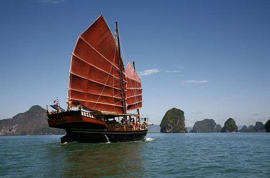 Full Day Phang Nga Bay Cruise by June ...