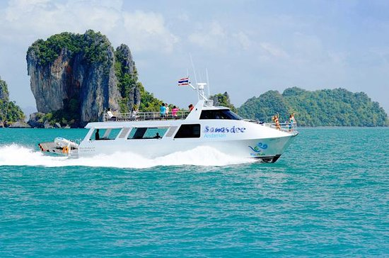 Full-Day Private Guided Phi Phi
