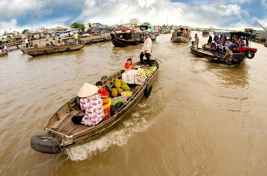 Full-Day Mekong Delta and Floating