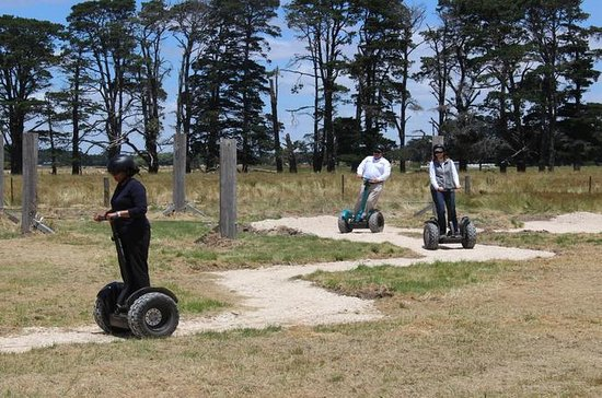 Cleveland Winery Segway Resort Adventure: 40-minutes