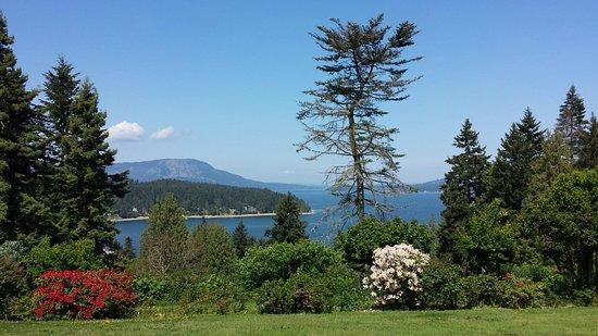 Mill Bay, كندا: Million dollar view 