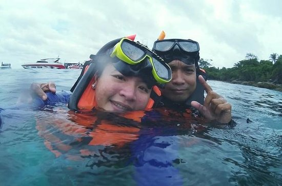 Coral and Racha Islands Speedboat...