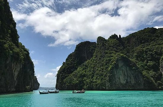 Full-Day Phi Phi Island Gold Package...
