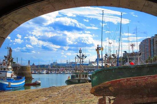 Santurtzi hyggelig kystlandsby