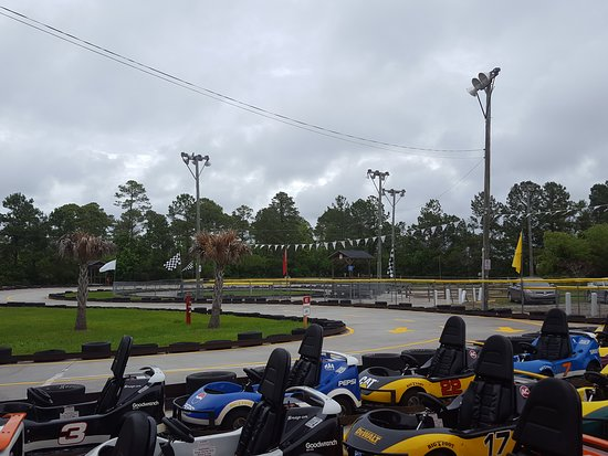 Ocean Isle Beach Super Track (OIB Super Track) Photo