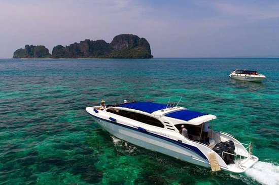 Phi Phi Islands - Less crowded with early departure
