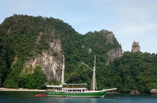 3 Night Overnight Cruise from Phuket...
