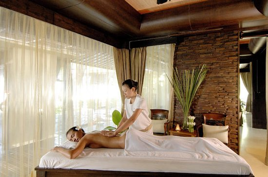 Aromatherapy Hot Oil Massage 90...