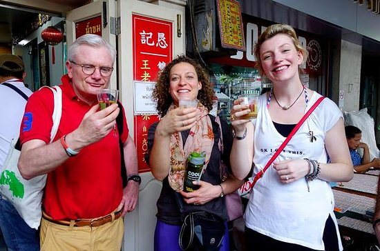 Essential China Town Walks
