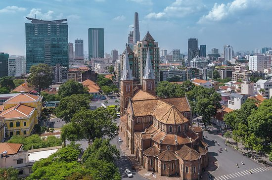 Full Day Ho Chi Minh City Private Tour: Ho Chi Minh Real Experiences City Tour