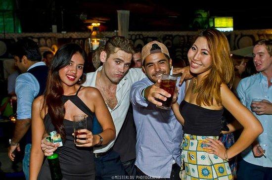 Bangkok-feestvriend