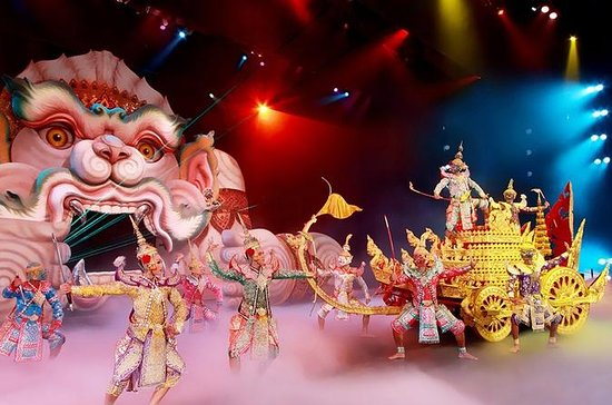 Phuket Fantasea - Show with Dinner and Transfer