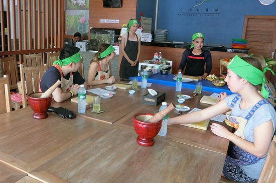 Phuket Thai Cooking Class Half Day in Kata Area