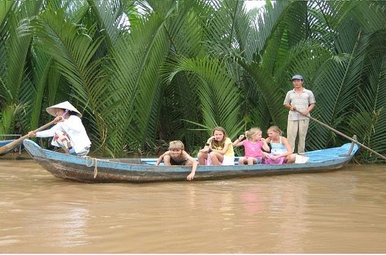 Ho Chi Minh - My Tho - Ben Tre - Can