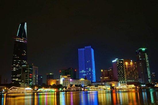 3-stündige Saigon Nachtleben Tour auf...