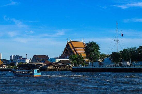 Tour a piedi di Bangkok: passeggiata