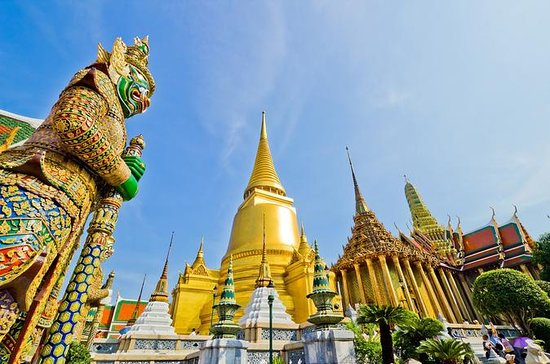 Bangkok Custom and Private Guided Day...