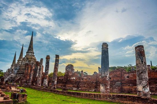 Discoveres The History City Ayutthaya ...
