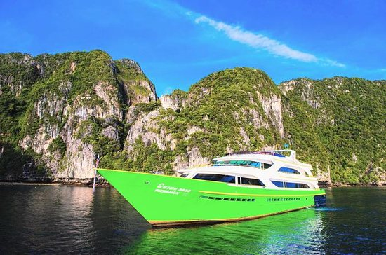 Koh Phi Phi to Phuket by Express Boat