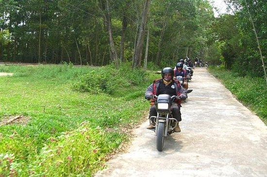 Tour de 3 días en moto por el Delta...