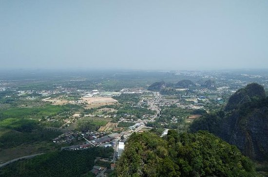 Journée complète de la ville de Krabi...