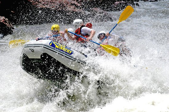 TOUR DO GRUPO DA RAFTING DA DA LAT