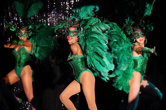 Bangkok Calypso Cabaret Show Tickets with Hotel Transfers
