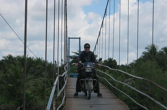 From Ho Chi Minh City to Mekong Delta...