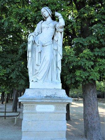 La Statue de Clemence Isaure
