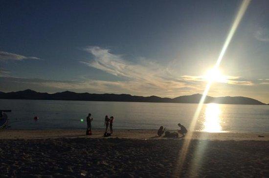 Phi Phi and Khai Islands Sunrise...