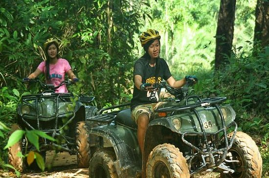 Phuket ATV Bike Adventure 2 ore