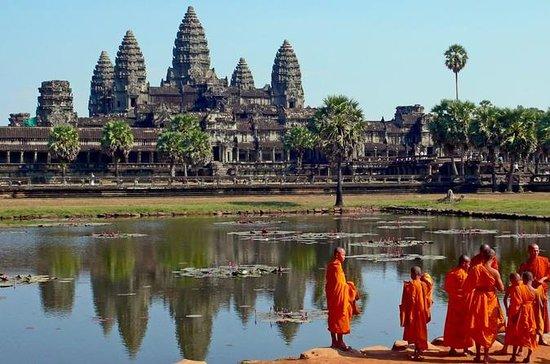 カンボジア基本12日間(バンコクからサイゴンまで)