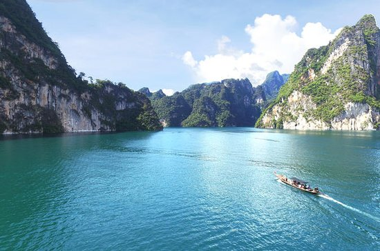 5-Day Southern Thailand and Khao Sok...