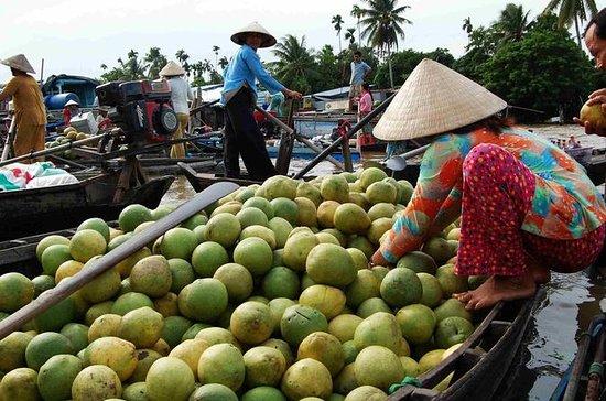 Mekong Delta 3-Tage- und Schnellboot...