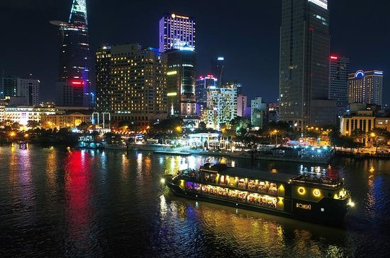2-Hour Dinner Cruise on Saigon River by Bonsai Cruise