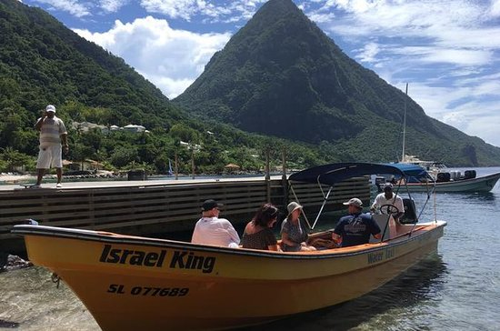 St Lucia Boat Tour to Soufriere: Full...
