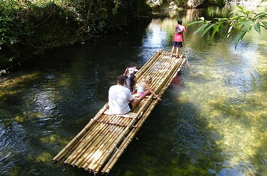 Private Khao Lak with Bamboo Rafting...