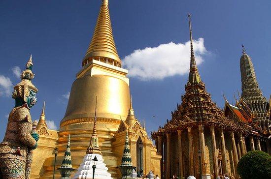 Gran Palacio de Bangkok, Wat Pho y...