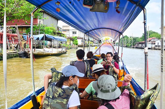 Timeless Thonburi Canal and Food Tour...
