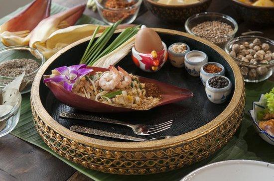 Clase de cocina tailandesa con tour...
