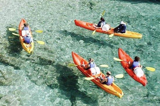 Kayak Snorkel Tour