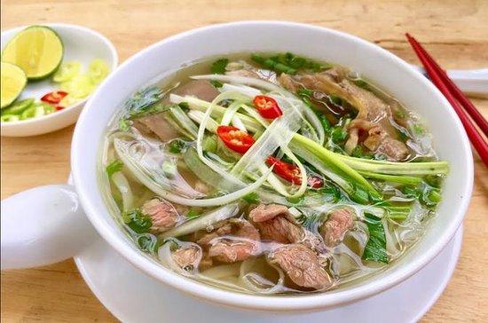 Tour de comida vietnamita de noche