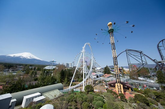 Viator Exclusive: Fuji-Q Highland ...