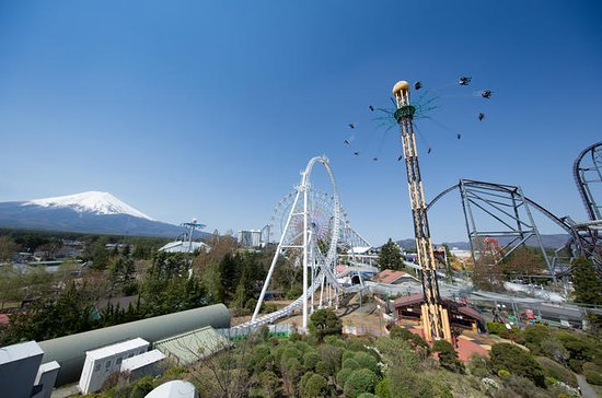 Viator Exclusive: Fuji-Q Highland...