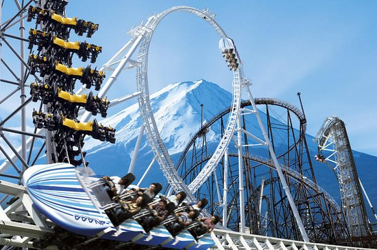 Fuji-Q Highland Full-Day Pass