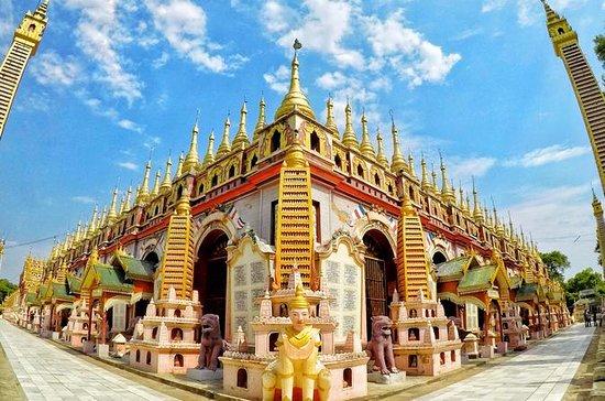Monywa 1 journée de Mandalay
