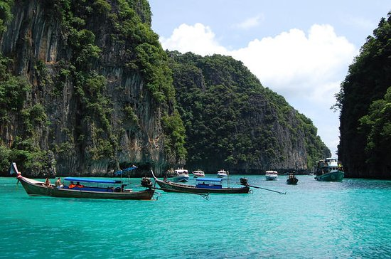 Phi Phi Maya Khai snorkeling trip...