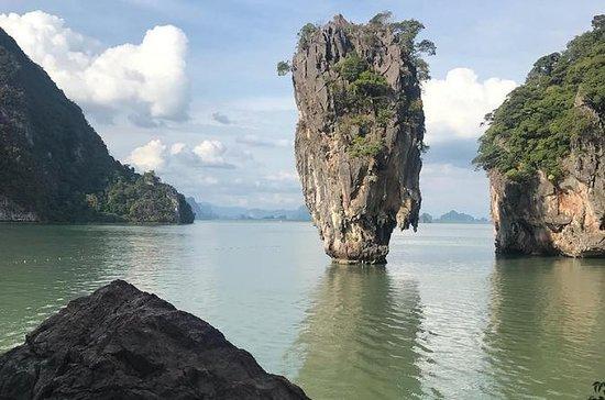 Phang Nga Bay (James Bond Island) Sea Canoe with lunch by Speed boat